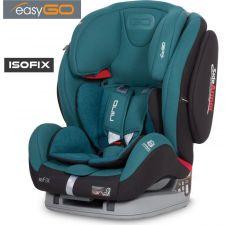 EASYGO - Cadeira auto NINO ISOFIX Adriatic (grupo I+II+III, 9-36 kg)