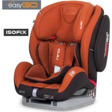 EASYGO - Cadeira auto NINO ISOFIX Copper (grupo I+II+III, 9-36 kg)