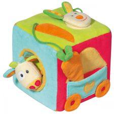 Baby Fehn - Cubo de actividades Animais