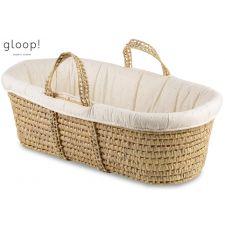 GLOOP - Alcofa 85x45 Little Stripes