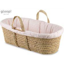 GLOOP - Alcofa 85x45 Blush Rose