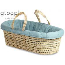 GLOOP - Alcofa 85x45 Ocean Green