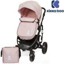 Kika Boo - Beloved 2 en 1 Rosa (chassis preto)