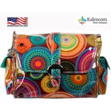 Kalencom - Bolsa de maternidade Buckkle Bag, Mexico