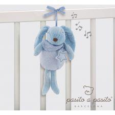 Pasito a Pasito - Coelhinho Musical Baby Etoile azul