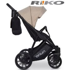 RIKO - Carrinho de bebé NUNO Mocca