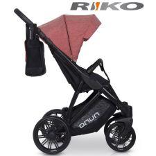 RIKO - Carrinho de bebé NUNO Scarlet