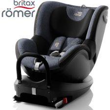 BRITAX RÖMER - Dualfix² R Blue Marble