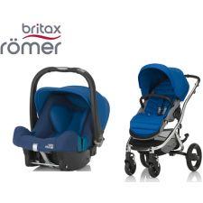 Duo BRITAX RÖMER Affinity 2 + Römer Baby Safe SHR II Ocean Blue