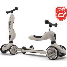 Scoot & Ride - Patinete Highwaykick One Ash