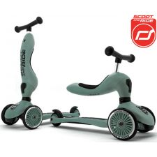 Scoot & Ride - Patinete Highwaykick One Forest