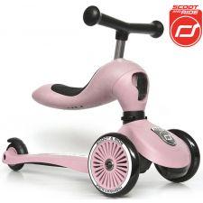 Scoot & Ride - Patinete Highwaykick One Rosa Claro