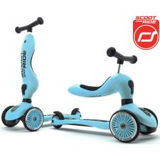 Scoot & Ride - Patinete Highwaykick One Blueberry