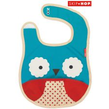 Skip Hop - ZOO BIB OWL