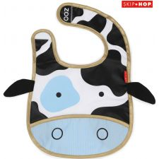 Skip Hop - ZOO BIB COW