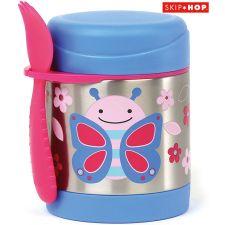 Skip Hop - Termos de bebé Butterfly