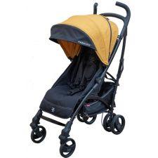 Nikidom - Carrinho de bebé Dual Drive Cool Mustard