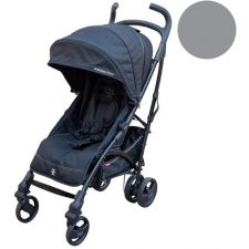 Nikidom - Carrinho de bebé Dual Drive Heather Grey