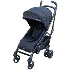 Nikidom - Carrinho de bebé Dual Drive Jet Black